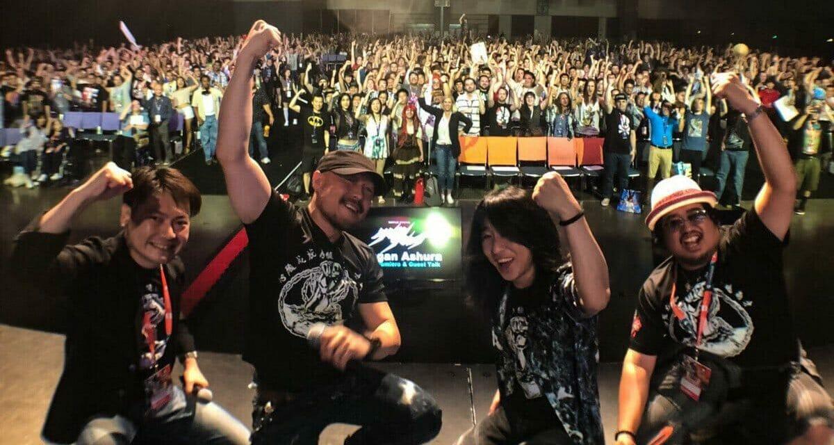 VIOLENCE! An Interview With Seiji Kishi, Yuji Higa, Yasuhara Takanashi, & Makoto Uezu