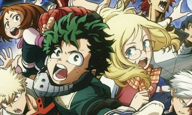 My Hero Academia: Two Heroes Tops $2 Million At North American Box Office