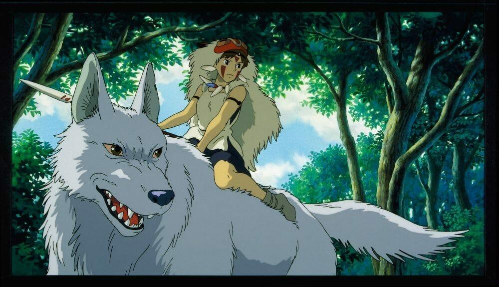 Win a Pair of Tickets to See Hayao Miyazaki's Princess Mononoke