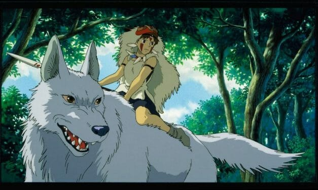 Win a Pair of Tickets to See Hayao Miyazaki's Princess Mononoke