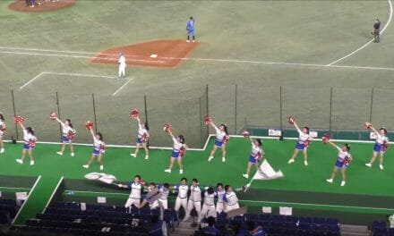 Sakura Wars Steps Up to the Plate With Sega Sammy's Baseball Cheer Squad