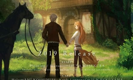 AniWeekly 165: Re;surrection And Wolf
