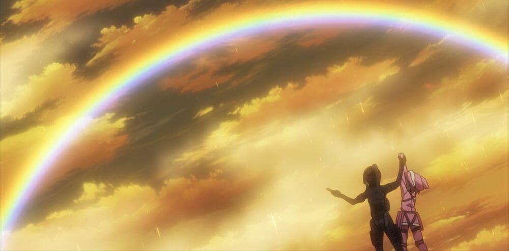 The Herald Anime Club Meeting 70: Sword Art Online Alternative Gun Gale Online Episode 12