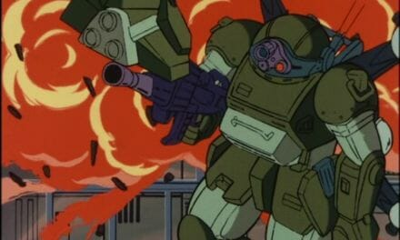 Maiden Japan Adds Armored Trooper VOTOMS