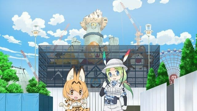 Kemono Friends Gets Prequel Anime Project