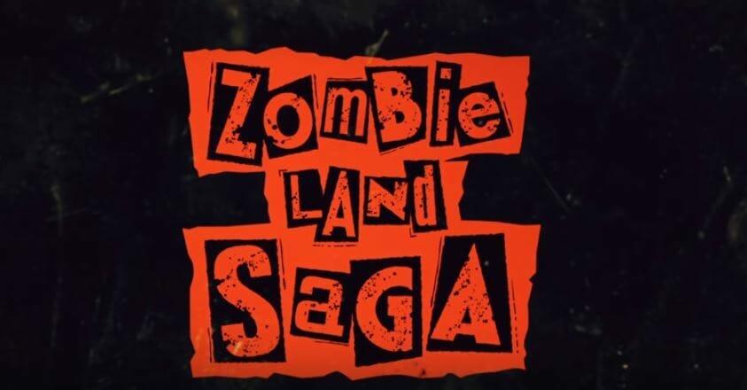 The Gang Awakens in New Zombie Land Saga Key Visual