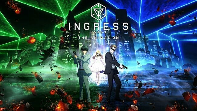 Ingress Anime Reveals October Premiere, Cast and Crew Details