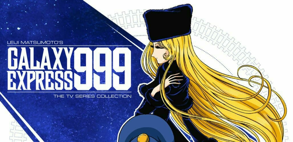 Discotek Media Picks Up Galaxy Express 999 TV Series
