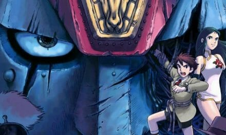 Discotek Acquires Giant Robo OVAs