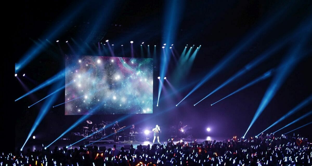 Anisong Masters Meet at Anisong World Matsuri's Japan Super Live