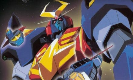 Discotek Media Acquires Space Warrior Baldios TV Series