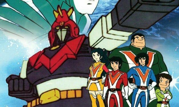 Discotek Media Licenses Voltes V Anime