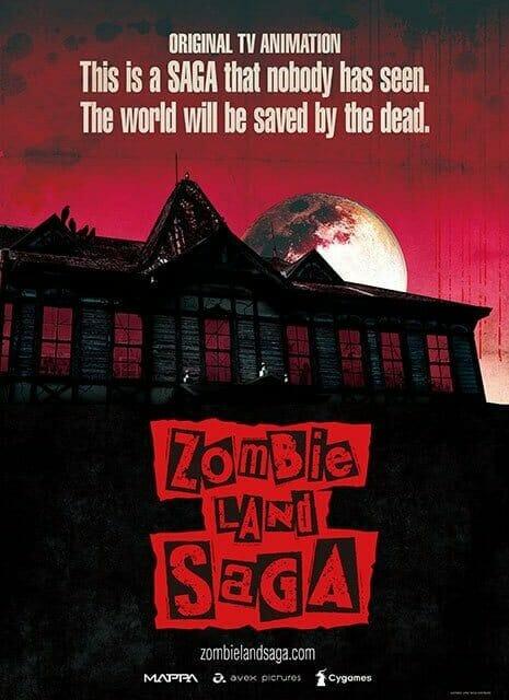 Zombie Land Saga Gets Main Cast, Trailer, & Key Visual