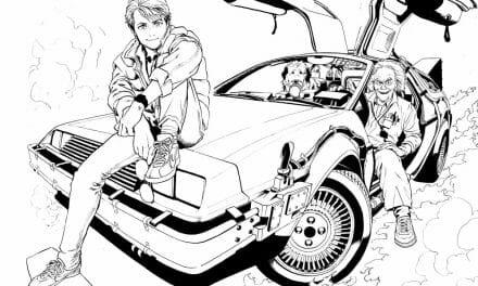 "Yuusuke Murata's ""BTTF"" (Back to the Future) Manga Cancelled"