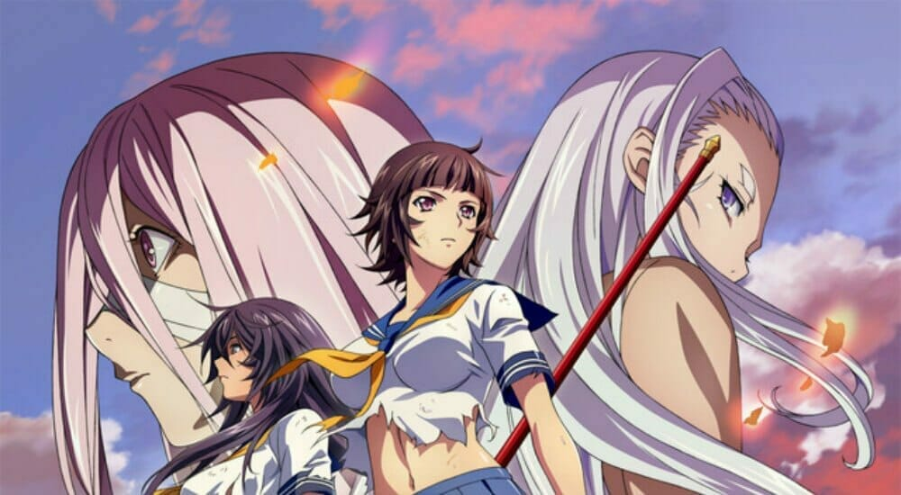 Ikkitousen Gets New OVA Project; First Staff, Cast, & Visual Revealed