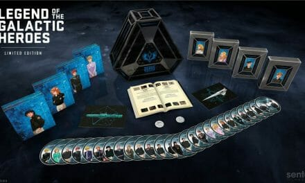 Unboxing – Legend of the Galactic Heroes Limited Edition Blu Ray-Set