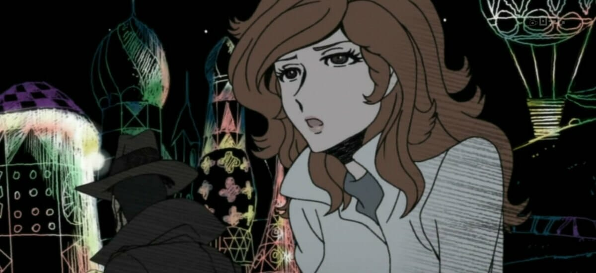 Funimation's License for Lupin the Third: The Woman Called Fujiko Mine Expires