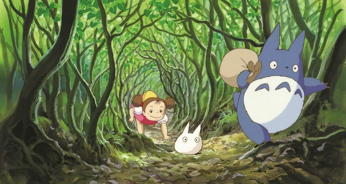Win a Pair of Tickets to See Hayao Miyazaki's My Neighbor Totoro