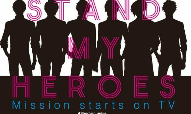 """Stand My Heroes"" App Gets Anime TV Series; First Cast & Visual Revealed"
