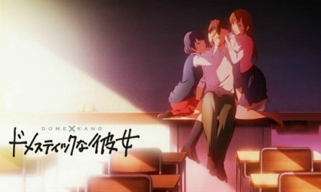 Domestic Girlfriend Anime Gets New TV Spot