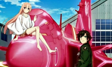 Girly Air Force Anime Gets Second Trailer