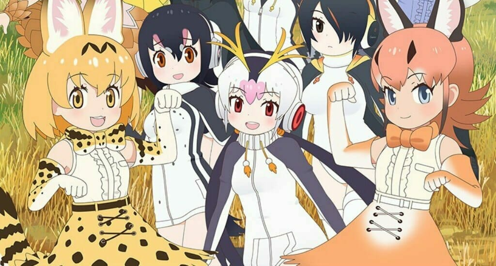 Serval & Caracal Star In New Kemono Friends 2 Visual
