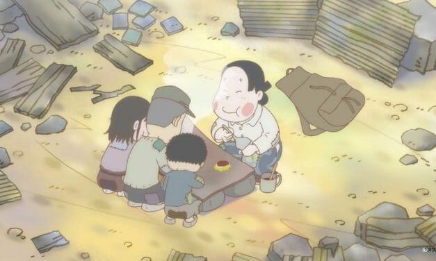"In This Corner of the World Staff Reunites For ""Otafuku"" Anime Promo Short"