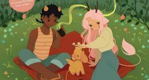 Visiting the Tea Dragon Society: Katie O'Neill Talks With Anime Herald