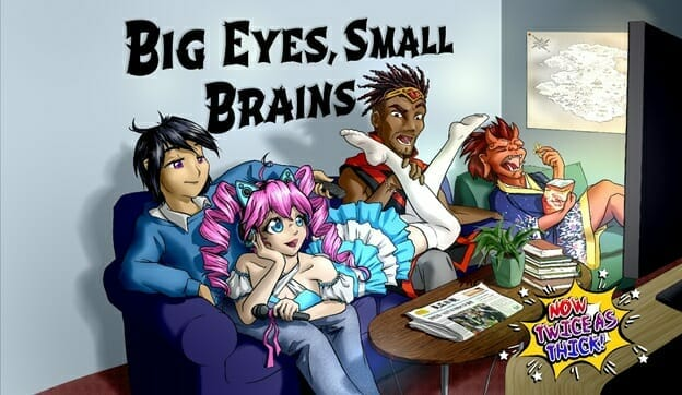 Big Eyes Small Brains Visual