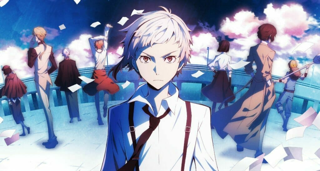 "Crunchyroll Games Co-Publishes ""Bungo Stray Dogs: Tales of the Lost"""