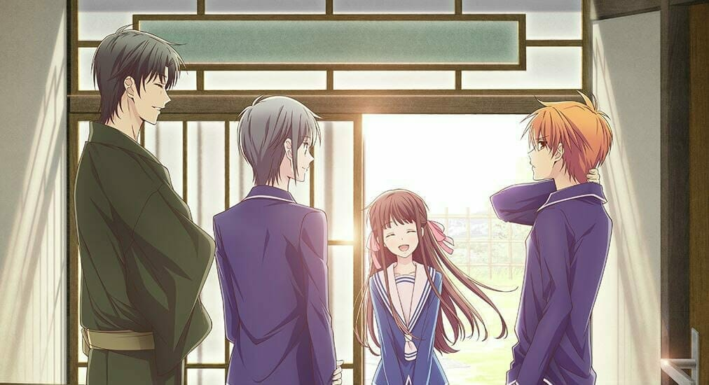 2019 Fruits Basket Anime Gets First Trailer, Character Visuals