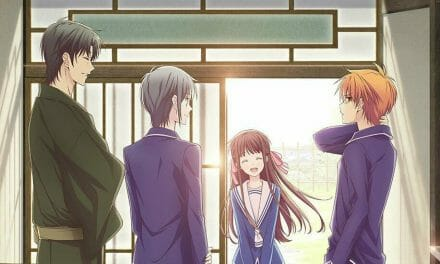 2019 Fruits Basket Anime Previews Japanese Dialogue In New Teaser Trailer