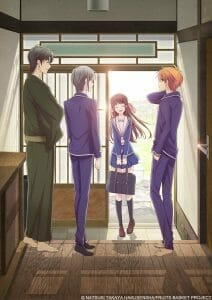 Fruits Basket 2019 Visual