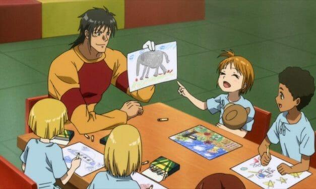 The Herald Anime Club Meeting 84: Karakuri Circus Episode 6