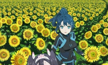 """Egao no Daika"" Anime Gets New Key Visual & Mecha Visuals"