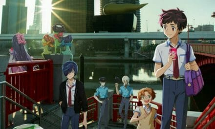 Sarazanmai Gets Key Visual, Character Designs, First Plot Details