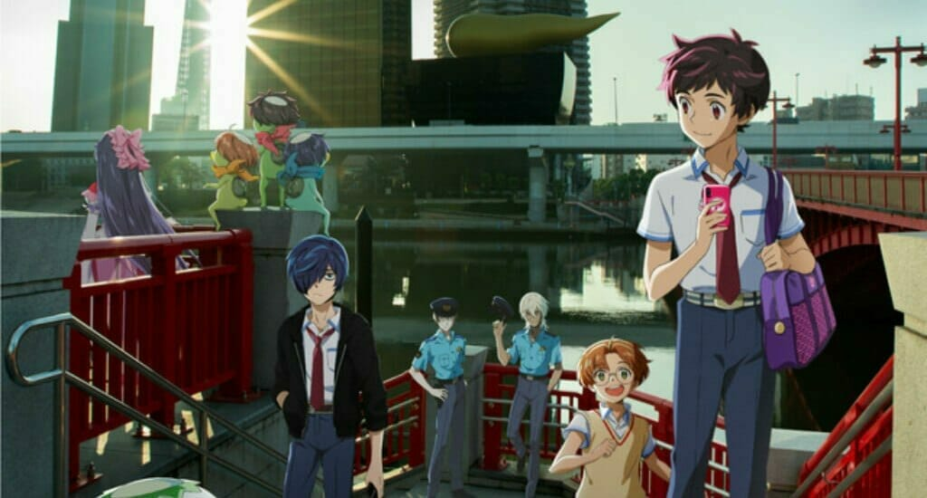 Sarazanmai Anime Gets New Teaser Trailer, Ending Theme Song Artists