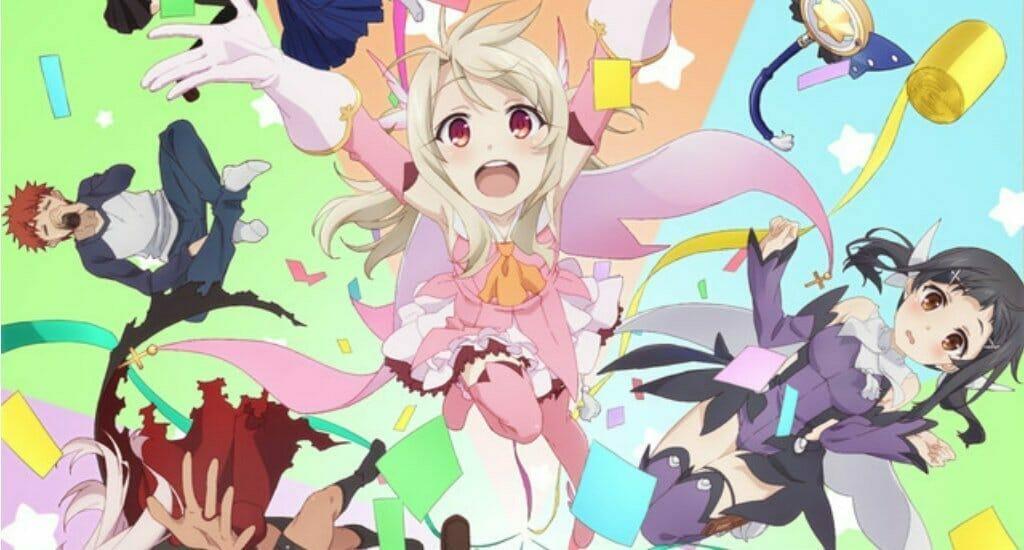"Prisma Illya ""Prisma☆Phantasm"" OVA's First Staff & Cast Revealed"