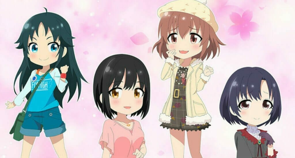 Crunchyroll Adds IDOLM@STER Cinderella Girls Theater Climax Season, 2 More To Spring 2019 Simulcasts