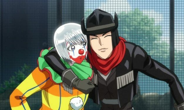 The Herald Anime Club Meeting 85: Karakuri Circus Episode 7