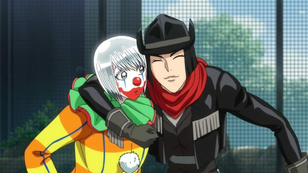 The Herald Anime Club Meeting 85: Karakuri Circus Episode 7