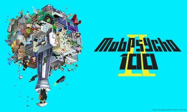 Funimation to Stream Mob Psycho 100 II Dub