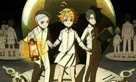 The Promised Neverland Gets New Visual, 1/10/2019 Premiere