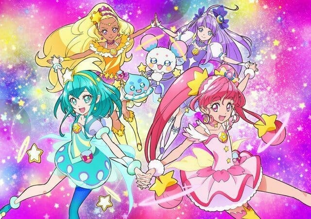 Star ☆ Twinkle Precure Anime Gets Key Visual, Cast, & Crew