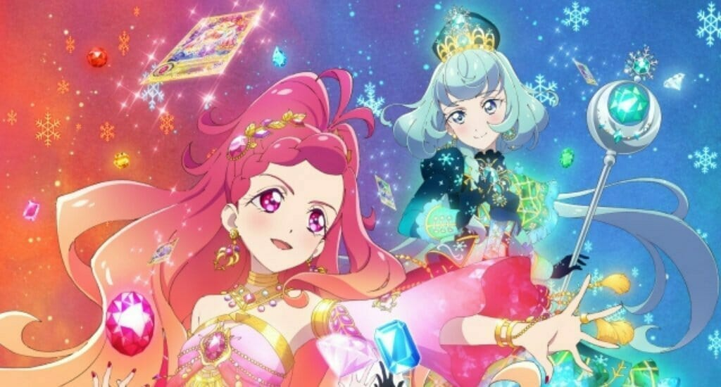Aikatsu Friends! Gets New Anime Project In April 2019