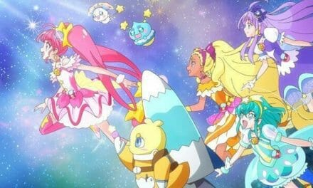 Eiga Precure Miracle Universe Movie Gets First Trailer