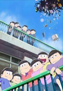 Eiga no Osomatsu-san Anime Film Visual