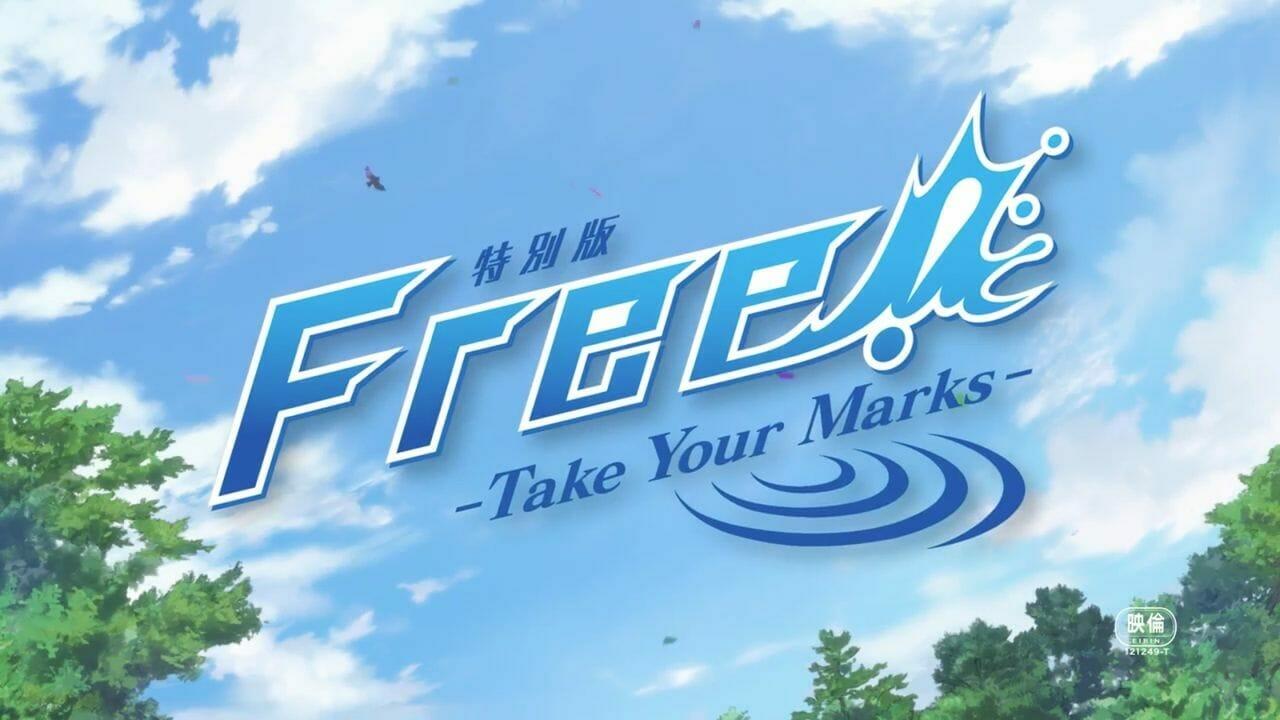 Free Take Your Marks Logo