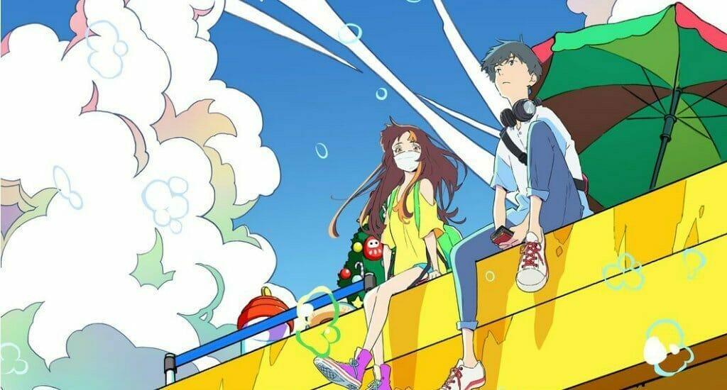 Cider no Yō ni Kotoba ga Wakiagaru Anime Film In the Works At Signal.MD & Sublimation