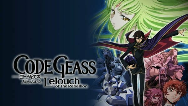 Code Geass Horizontal Visual